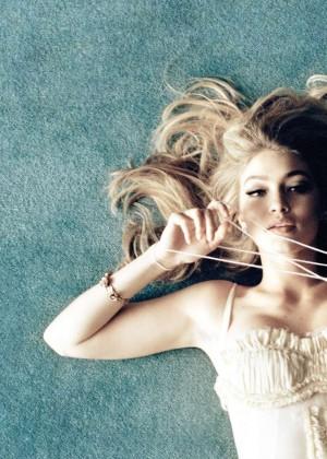 Gigi Hadid: W Magazine 2015 -11