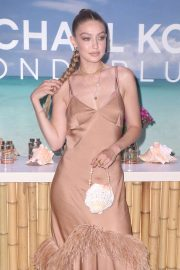 Gigi Hadid - Wonderlust Perfume Launch in New York