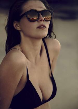 Gigi Midgley - Sylvie Colless Photoshoot 2015