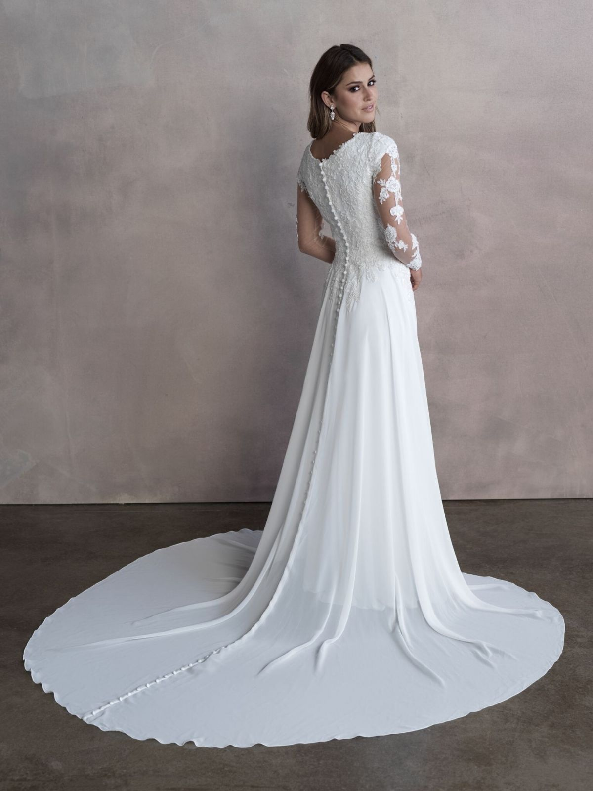 Gigi Paris - Allure Bridals 2020 Collection photoshoot