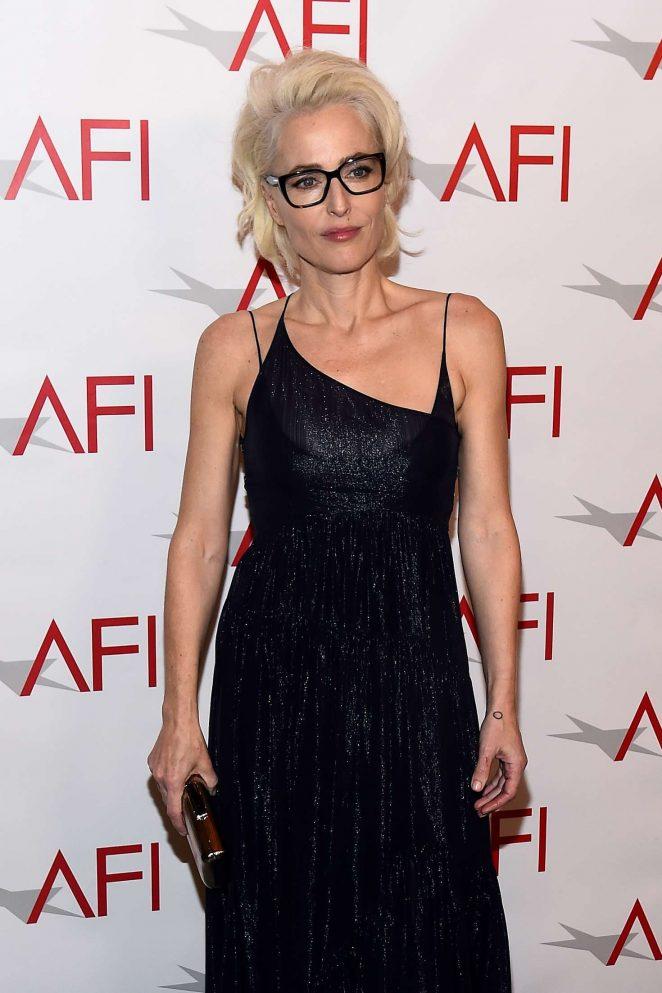 Gillian Anderson - 2018 AFI Awards in Los Angeles
