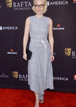 Gillian Anderson - 2018 BAFTA Los Angeles Tea Party in Los Angeles
