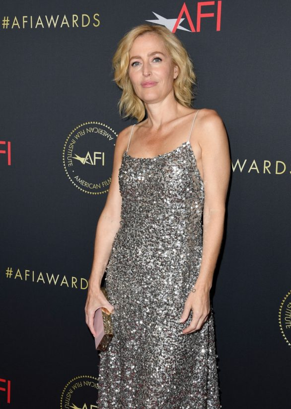 Gillian Anderson - 2020 AFI Awards in Beverly Hills