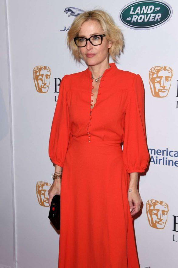 Gillian Anderson - 2020 BAFTA LA Tea Party in Los Angeles