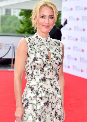 Gillian Anderson - British Academy Television Awards 2017 in London