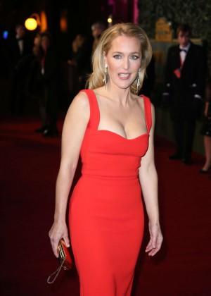 Gillian Anderson - Evening Standard Theatre Awards 2015 in London