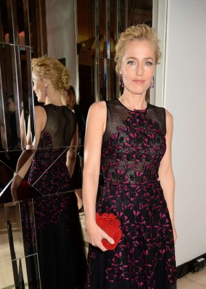 Gillian Anderson - Harper's Bazaar Women of the Year Awards in London