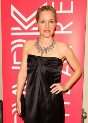 Gillian Anderson - Park Theatre Annual Gala Dinner in London