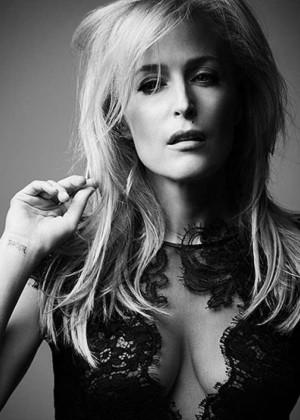 Gillian Anderson - People Magazine (May 2016)