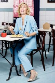 Gillian anderson - Photoshoot for 'Dune' London