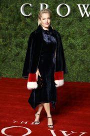 Gillian Anderson - 'The Crown' Season 3 Premiere in London