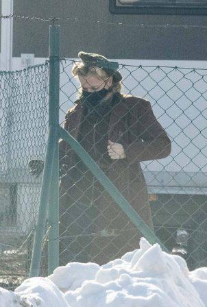 Gillian Anderson - 'White Bird: A Wonder Story' set in the Czech Republic