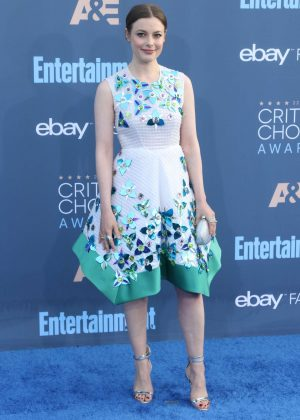 Gillian Jacobs - 22nd Annual Critics' Choice Awards in Los Angeles