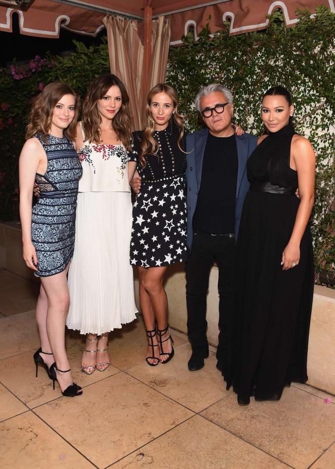 Gillian Jacobs - Giuseppe Zanotti Store Opening in Beverly Hills