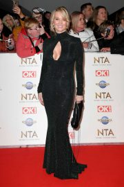 Gillian Taylforth - National Television Awards 2020 in London