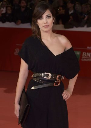 Gina Amarante - 'Prendre le large' Premiere at 2017 Rome Film Festival in Rome