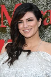 Gina Carano - InStyle and Max Mara Women In Film Celebration in Los Angeles