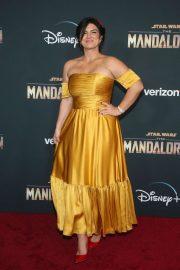 Gina Carano - 'The Mandalorian' Premiere in Hollywood