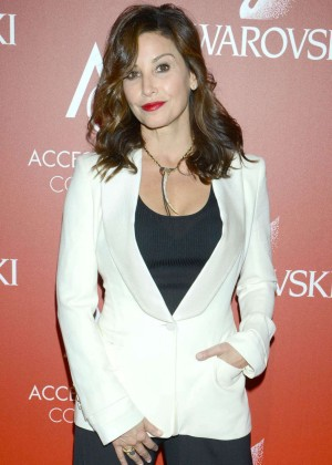 Gina Gershon - 2015 Accessories Council ACE Awards in NYC