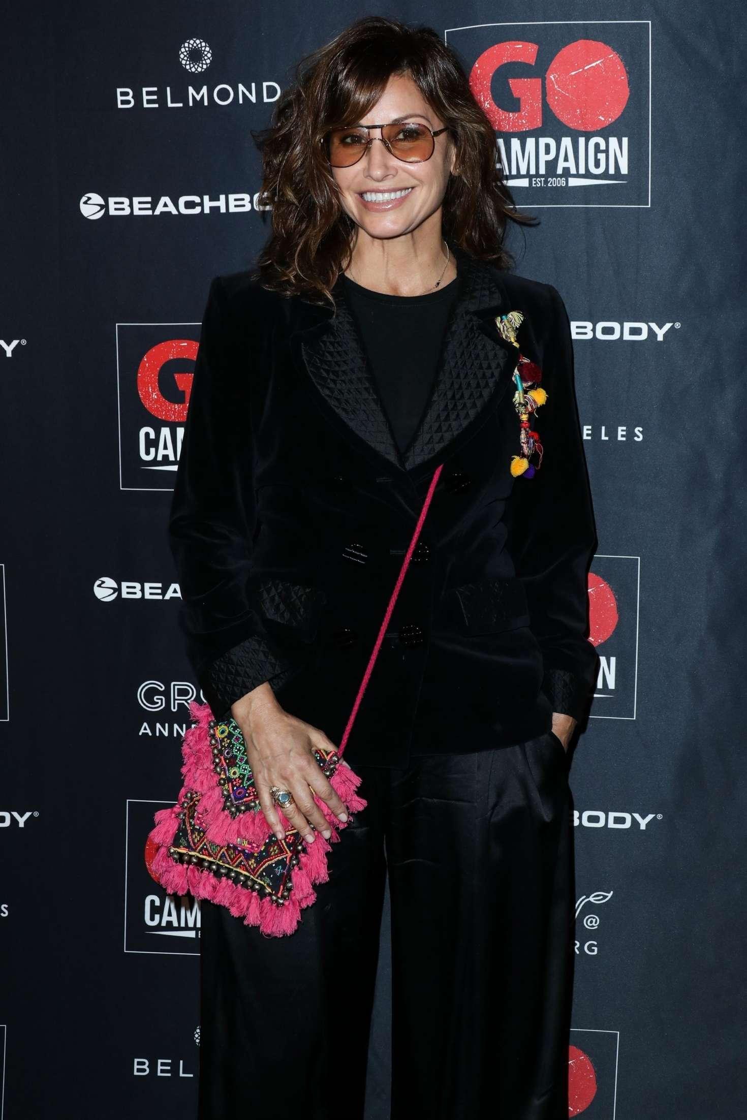 Gina Gershon 2018 : Gina Gershon: 2018 GO Campaign Gala -05