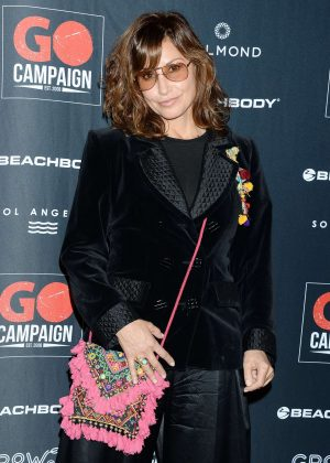 Gina Gershon - 2018 GO Campaign Gala in Los Angeles