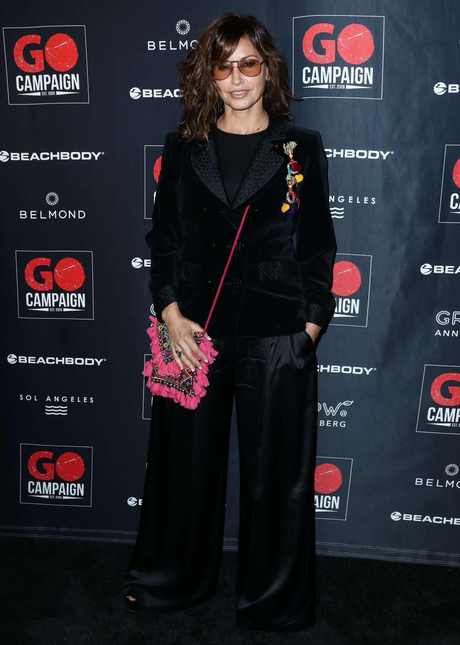 Gina Gershon 2018 : Gina Gershon: 2018 GO Campaign Gala -09