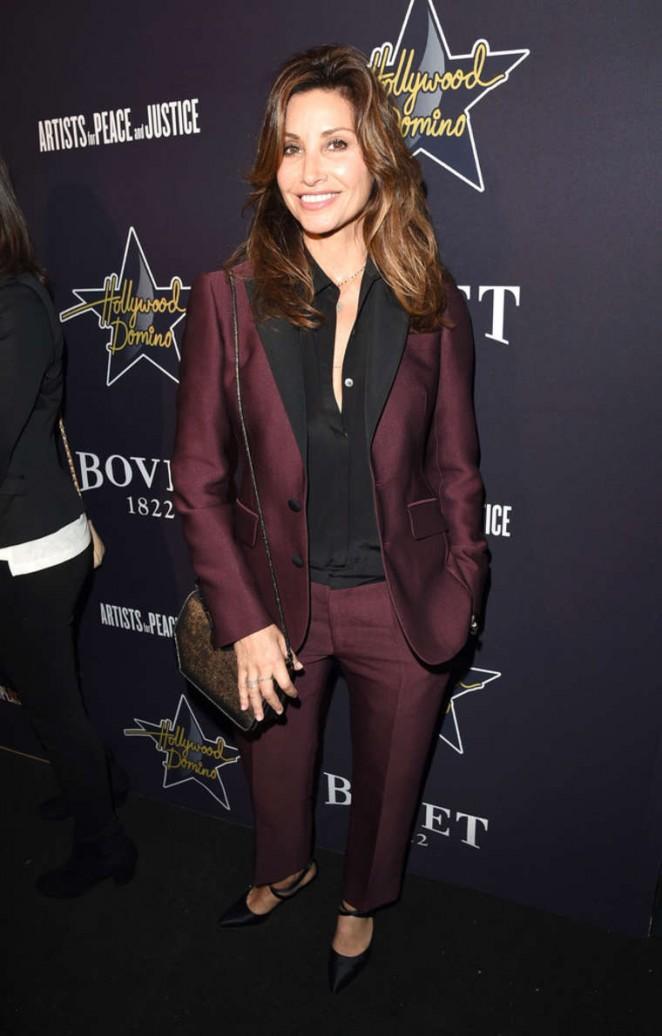 Gina Gershon - 2015 Hollywood Domino Gala in LA