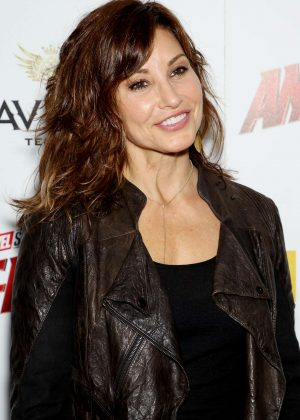 Gina Gershon - 'Ant-Man and The Wasp' Premiere in New York