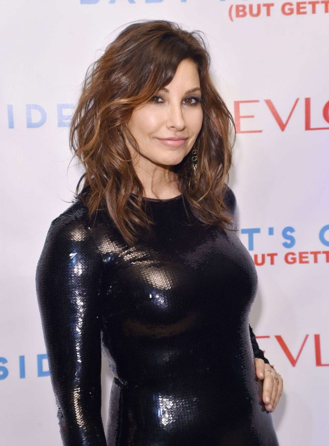 Gina Gershon - 'Baby It's Cold Outside' Holiday Concert in New York