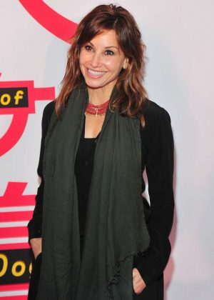 Gina Gershon - 'Isle of Dogs' Premiere in New York