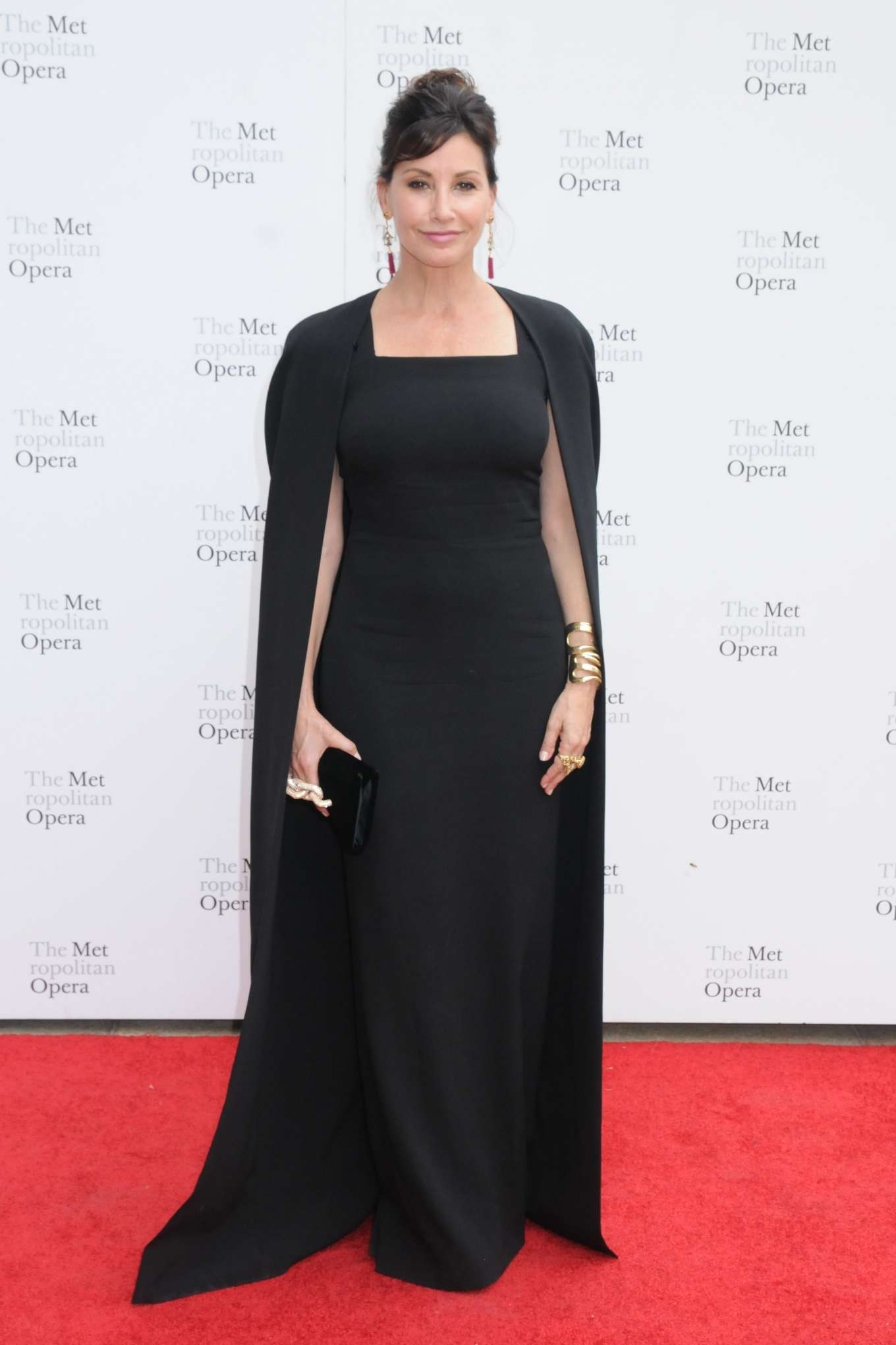 Gina Gershon - Metropolitan Opera 2019 Opening Night Gala in New York