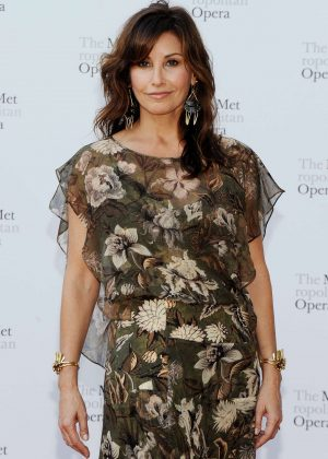 Gina Gershon - Metropolitan Opera Opening Night Gala in New York