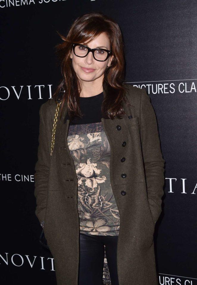 Gina Gershon - 'Novitiate' Screening in New York
