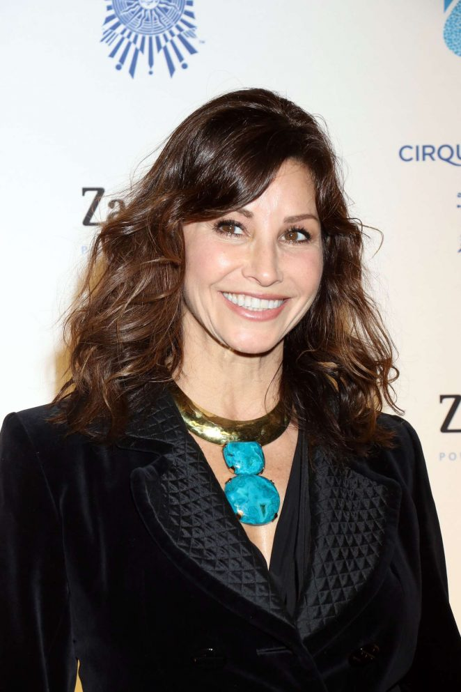 Gina Gershon - 'One Night For One Drop' Event in Las Vegas