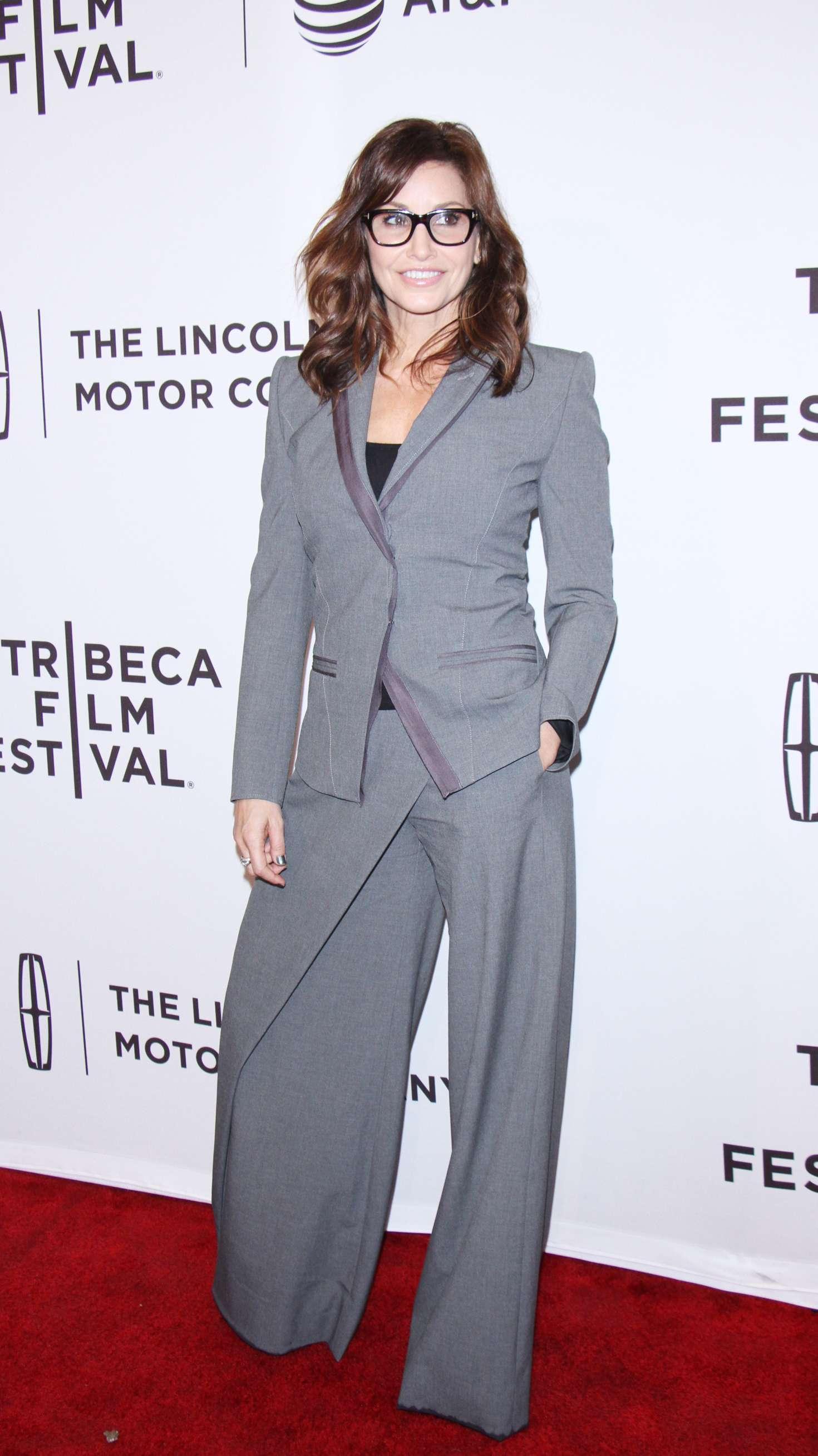 Watch Gina gershon permission screening at tribeca film festival video