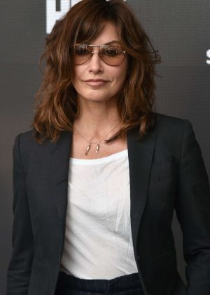 Gina Gershon - 'Robin Williams: Come Inside My Mind' Premiere in New York