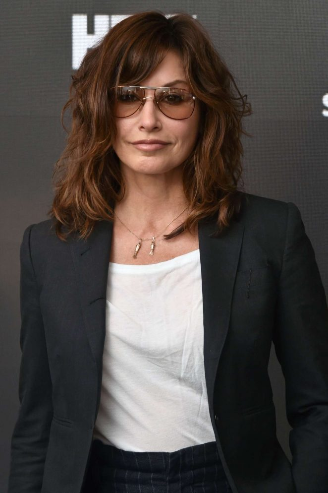 Gina Gershon – 'Robin Williams: Come Inside My Mind' Premiere in New York