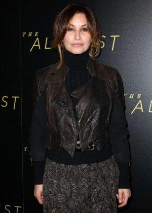 Gina Gershon - TNT's 'The Alienist' Premiere in New York City