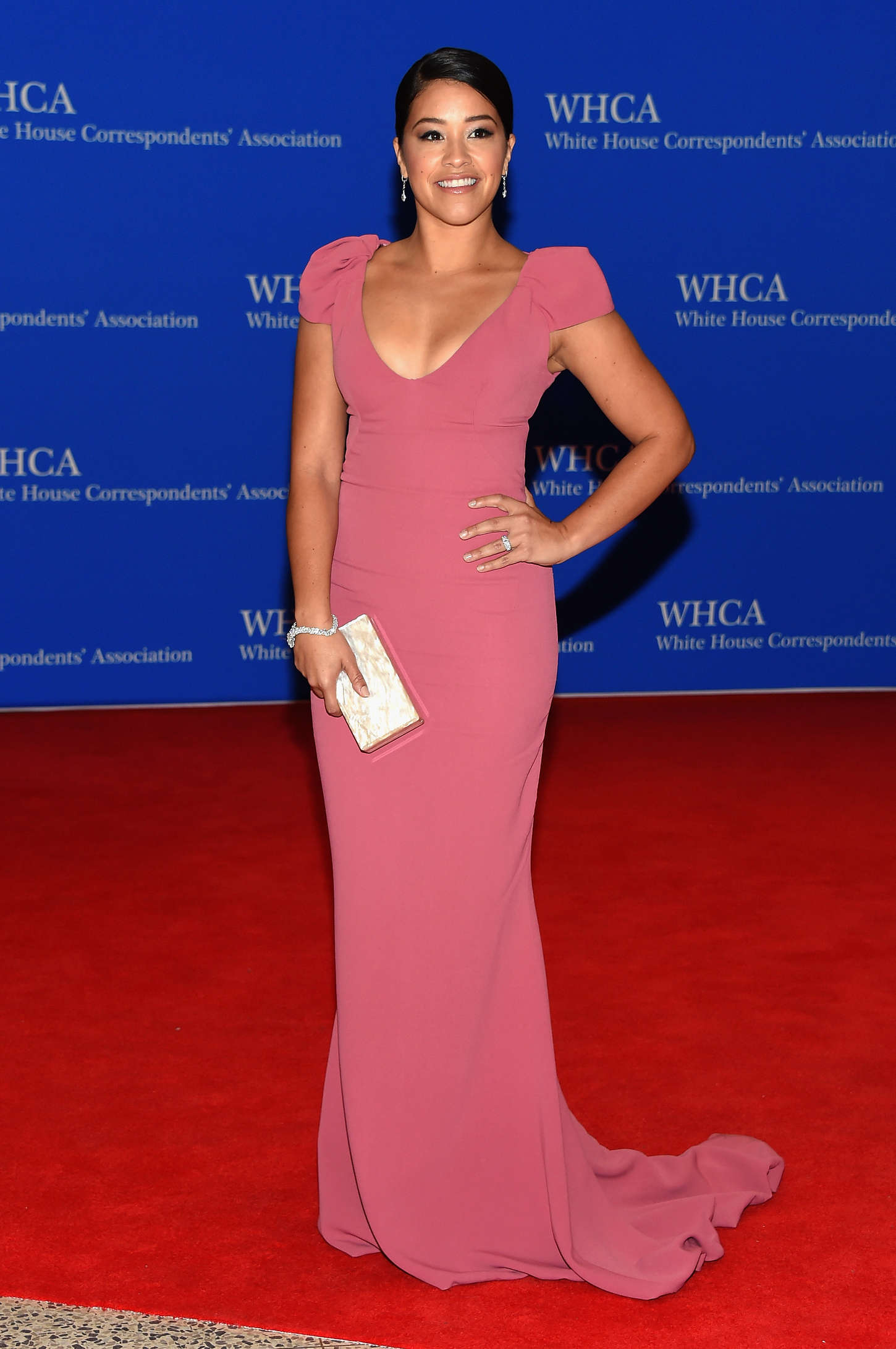 Gina Rodriguez 101st Annual White House Correspondents