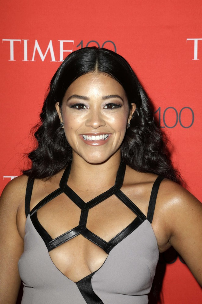 Gina Rodriguez - 2016 Time 100 Gala in New York