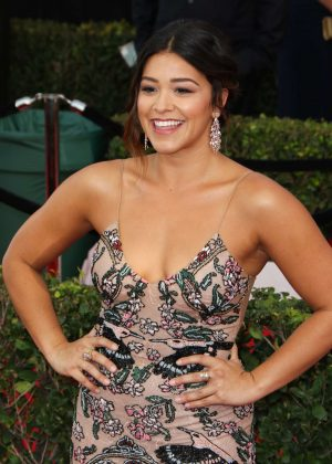 Gina Rodriguez - 2017 Screen Actors Guild Awards in Los Angeles