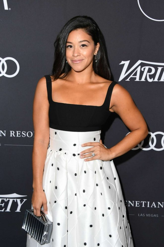 Gina Rodriguez – 2018 Variety's Power Of Women: Los Angeles in Beverly Hills