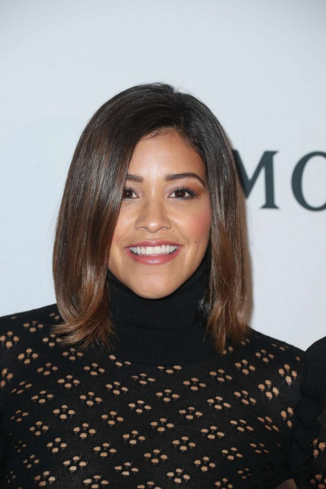 Gina Rodriguez: 2nd Annual Moet Moment Film Festival -03