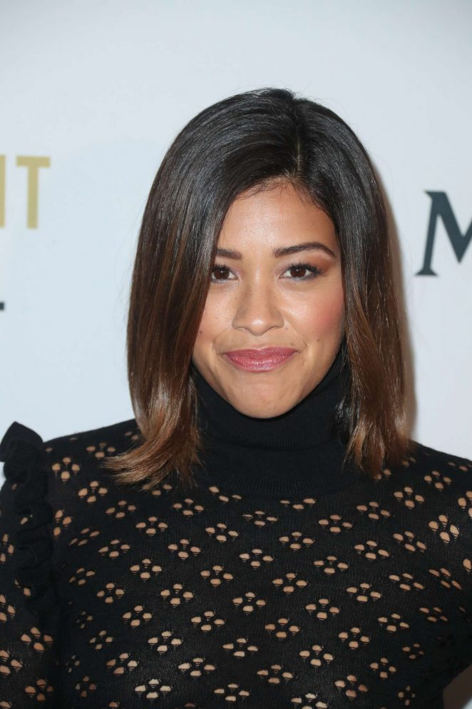 Gina Rodriguez: 2nd Annual Moet Moment Film Festival -06