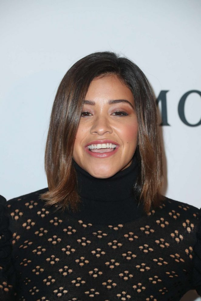 Gina Rodriguez: 2nd Annual Moet Moment Film Festival -11