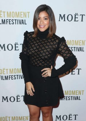 Gina Rodriguez - 2nd Annual Moet Moment Film Festival in Los Angeles