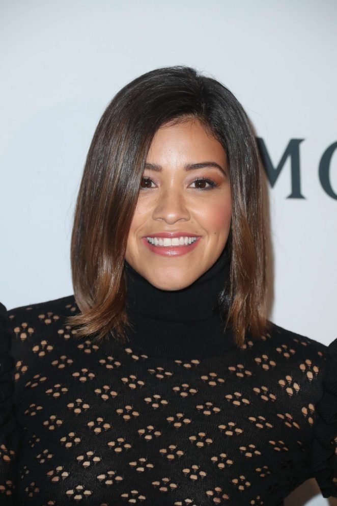 Gina Rodriguez: 2nd Annual Moet Moment Film Festival -15