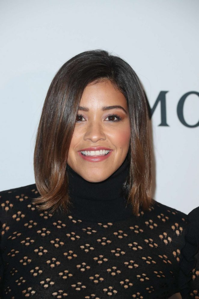 Gina Rodriguez: 2nd Annual Moet Moment Film Festival -23