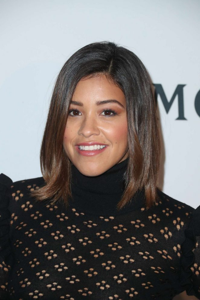 Gina Rodriguez: 2nd Annual Moet Moment Film Festival -25
