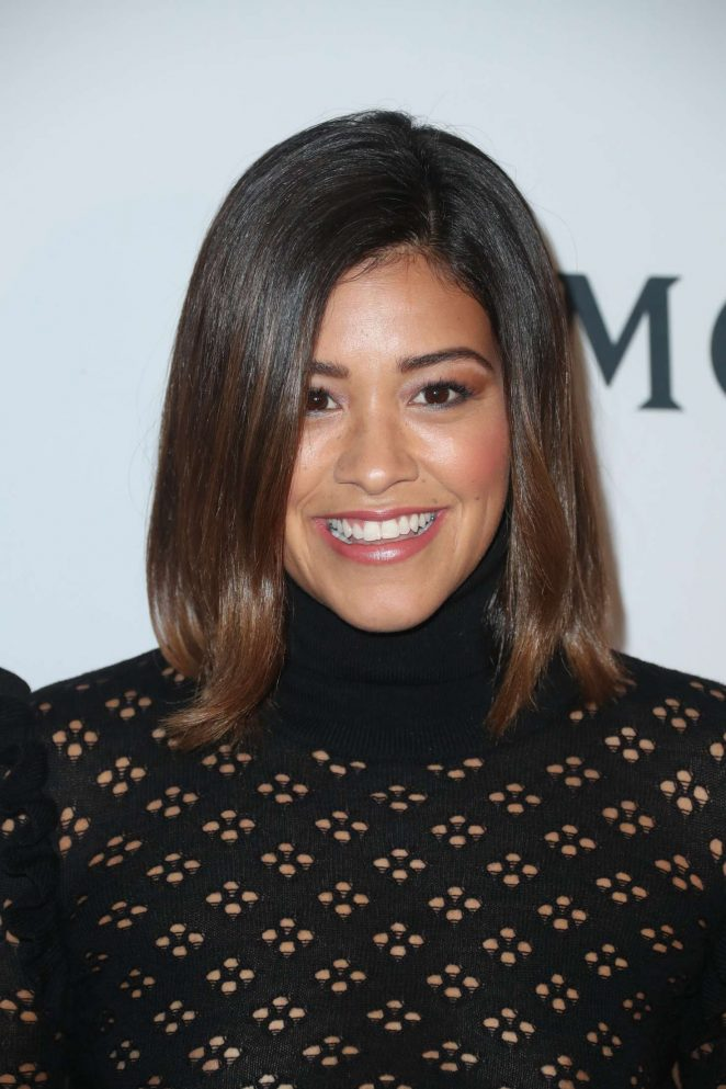 Gina Rodriguez: 2nd Annual Moet Moment Film Festival -26